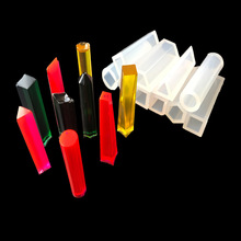 10 styles Crafts Silicone Pendant DIY Pendant Jewelry Making Tool Resin Accessories Home Cylinder Cuboid Triangle Square Mold