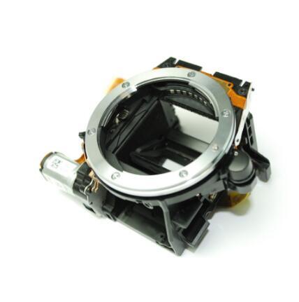 90% nouveau boîtier de miroir cadre du corps principal avec obturateur, unité d'ouverture, verre réfléchissant pour Nikon D3100 caméra réparation remplacer les pièces
