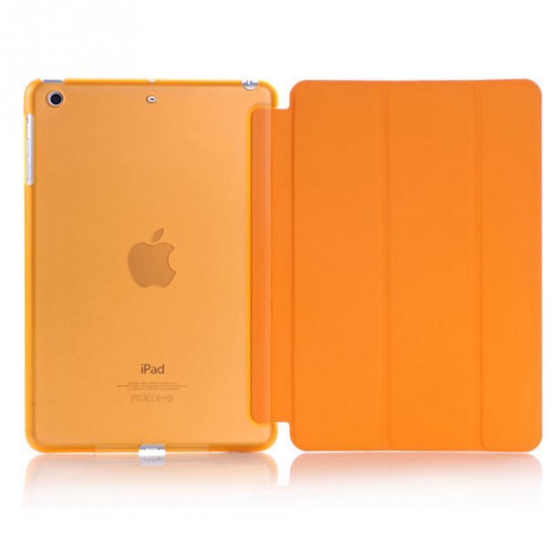 Ultra-thin Slim Tablet Case for iPad mini Case Flip Magnetic Folding PVC A1432 A1490 Cover for iPad mini 2 mini 3 Smart Case (8)