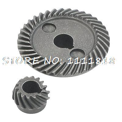 Replacement Part Spiral Bevel Gear Pinion Set for 155 Angle Grinder angle grinder spare part spiral bevel gear set for hitachi 180 angle grinder page 3