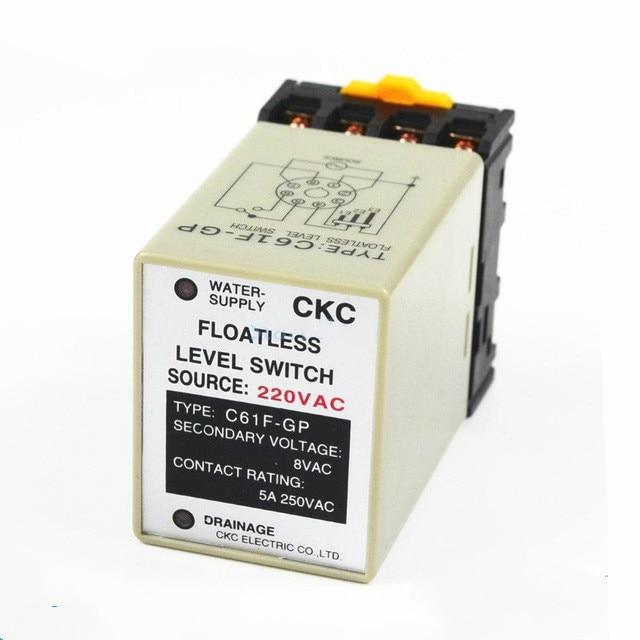 Ac220v C61f Gp Level Relay C61f Gp Water Level Controller