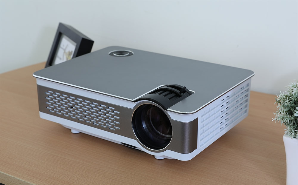 LCD WIFI Android projecteur 35