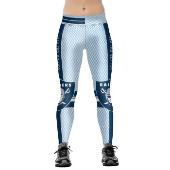 Unisex Football Team Raiders 31 Print Tight Pants Workout Gym Training Running Yoga Sport Fitness Exercise Leggings Dropshipping