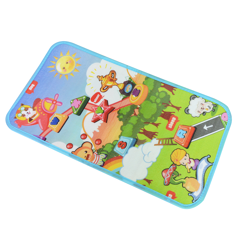 Small Size Baby Play Mat Waterproof Kids Beach Picnic Mat Soft Eva Foam Carpet Rug Baby Crawling Mat Baby Toy For Baby Game Mats