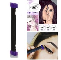 3 Size Stamps Eyeliner Tool Beauty Makeup Brush New Wing Style Kitten Large Size Easy To Makeup Cat Eye Wing Eyeliner Stamp