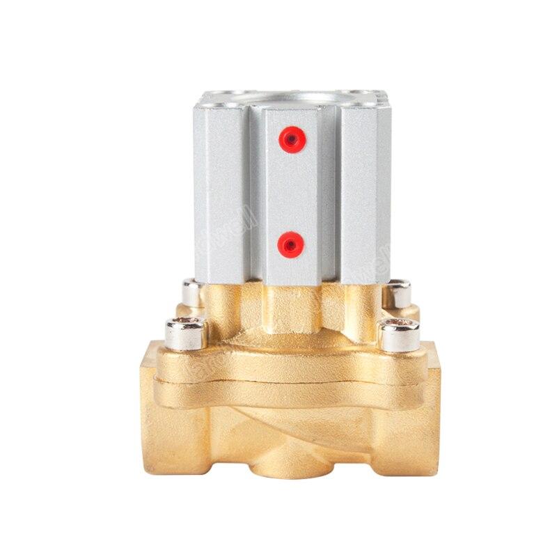water/oil/air  pneumatic control valve 1/2 water/oil/air  pneumatic control valve 1/2