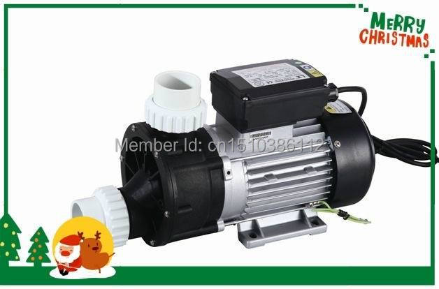 LX Whirlpool Bathtub Pump Model JA 50 SPA Circulation Pump   free shipping to NORWAY,SWEDEN