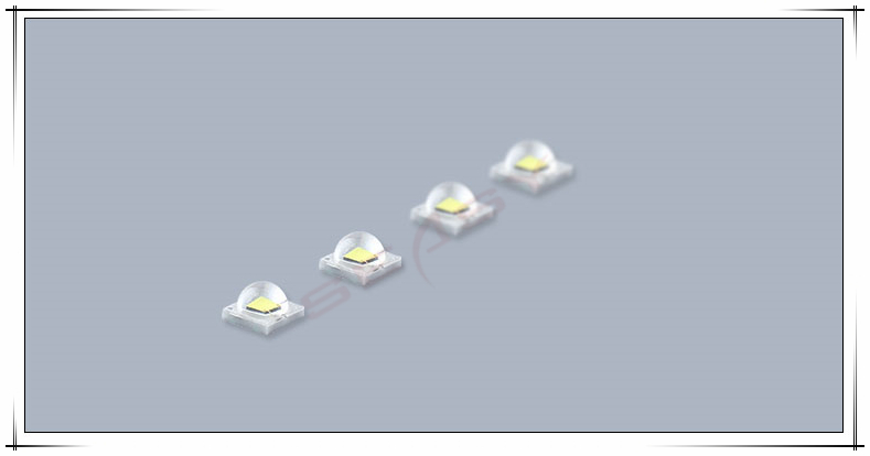 5pcs/lot US.CREE XPE2 Beads Pure White 4000~5300K 3W High Power LED Chip
