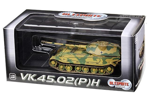 ФОТО Dragon 1:72 German VK4502PB tank model 60531 Favorites Model