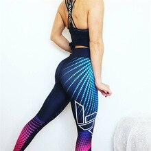 Hot new women 3D fashion print explosion fitness hips bottoming yoga pants seamless leggings set gym clothing lulu