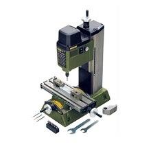 220 В 100 Вт PROXXON мини фрезерный станок MF70 Настольный сверлильный станок мини токарный станок, деревообработка