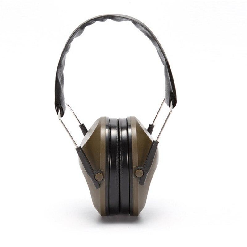 Nueva seguro anti-ruido de impacto Sport Caza Tactical orejeras Tiro orejeras protección auditiva Orejeras lugar