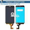 For Huawei G7 LCD Display + Touch Screen + Tools 100% new Digitizer Panel Assembly Replacement For Huawei Ascend G7 Phone