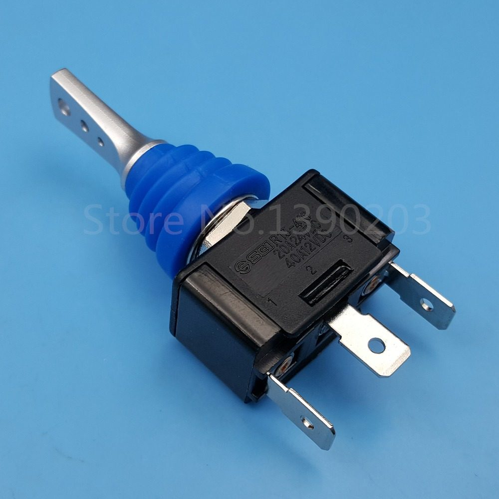 Online Shop 10pcs 15A 250V SPST 2 Terminal ON OFF Toggle Switch with ...