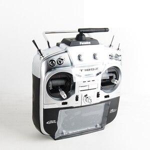 Image 3 - Радиоконтроллер Futaba 18SZ, передатчик с телеметрией, 2,4 ГГц, R7008SB приемник для мультикоптера