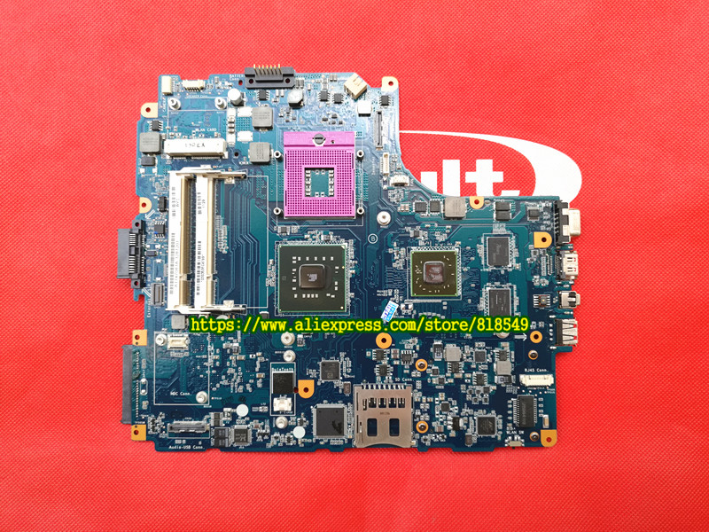 High Quality Laptop Motherboard Fit For SONY VGN-NW Series MBX-217 MAIN BOARD, 100% WORKING. материнская плата для пк oem mainboard mbx 190 m754l sony vaio vgn sr pc 1 p 0096j02 8010 mbx 190 m754l