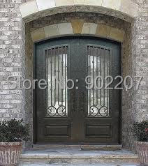 Wrought Iron Door Inserts  Steel Door