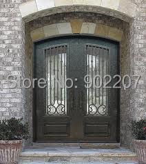 Wrought Iron Door Inserts  Steel Door