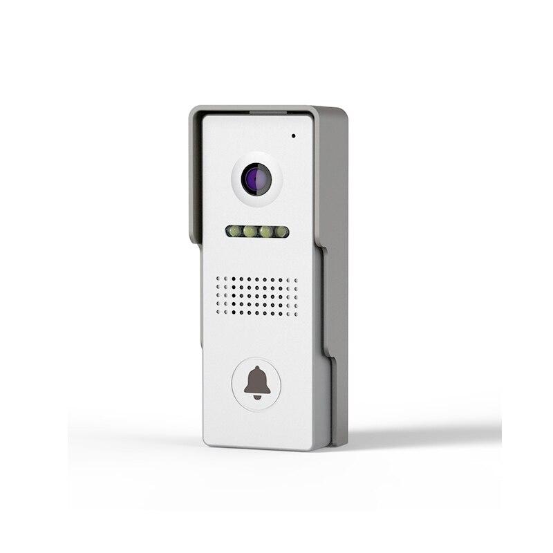 7 Villa Intercom Kit Acess video door phone low cost high quality7 Villa Intercom Kit Acess video door phone low cost high quality