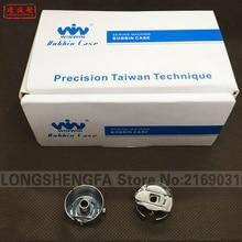 Оригинальный тайваньский BC-DBZ-NBL6 бобин чехол для вышивальной машины Tajima Barudan SWF Melco TOYOTA Feiya ZGM Китай Вышивка части