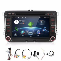 2 Din 7 Inch Quad 4 Core Android 7 1 Car DVD Player GPS Navi PC