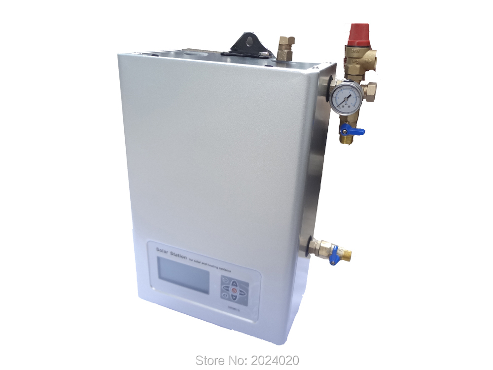 220V Work Station pump station of Solar Hot Water Heater w/Pump w controller недорого