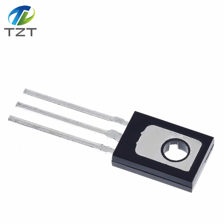 20Pcs Triode Transistor D882 2SD882 3A/40V To-126 Npn Power Triode Nieuwe Originele
