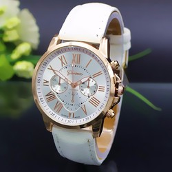 New geneva watch women fashion quartz watches leather young sports women gold watch casual dress wristwatches.jpg 250x250