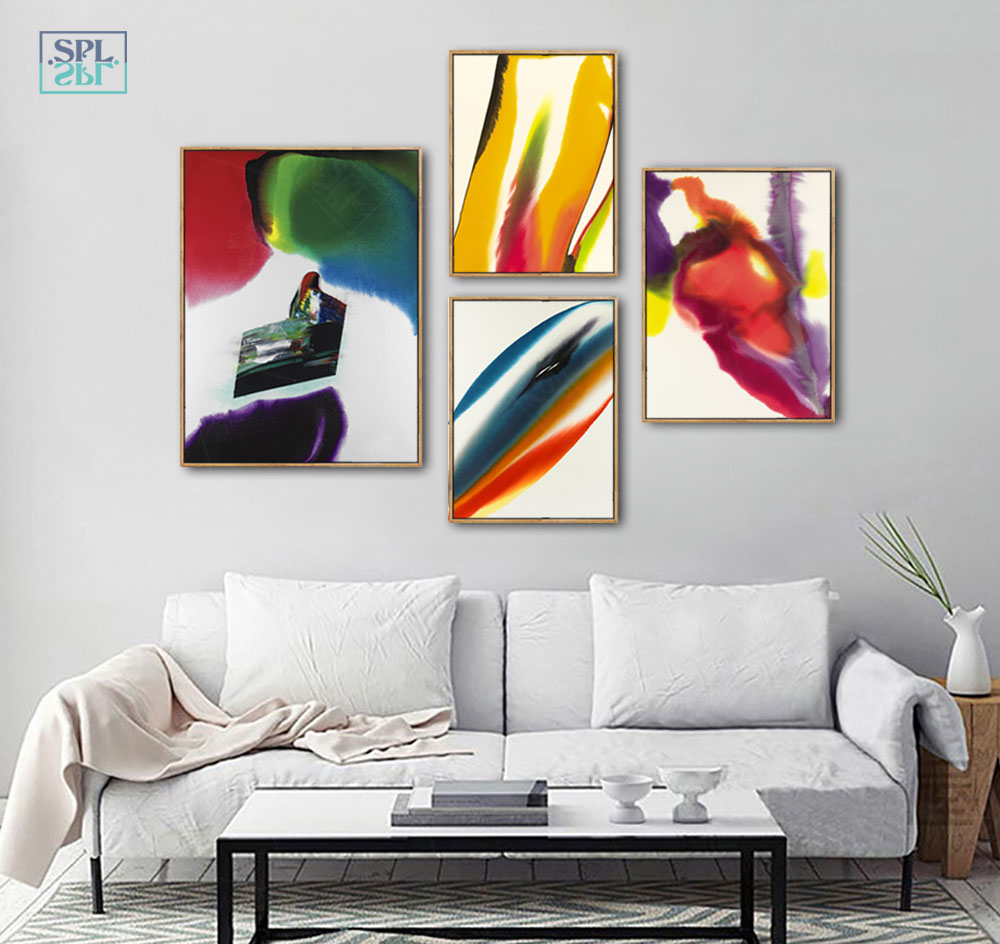 Buy bright color paintings and get free shipping on AliExpress.com