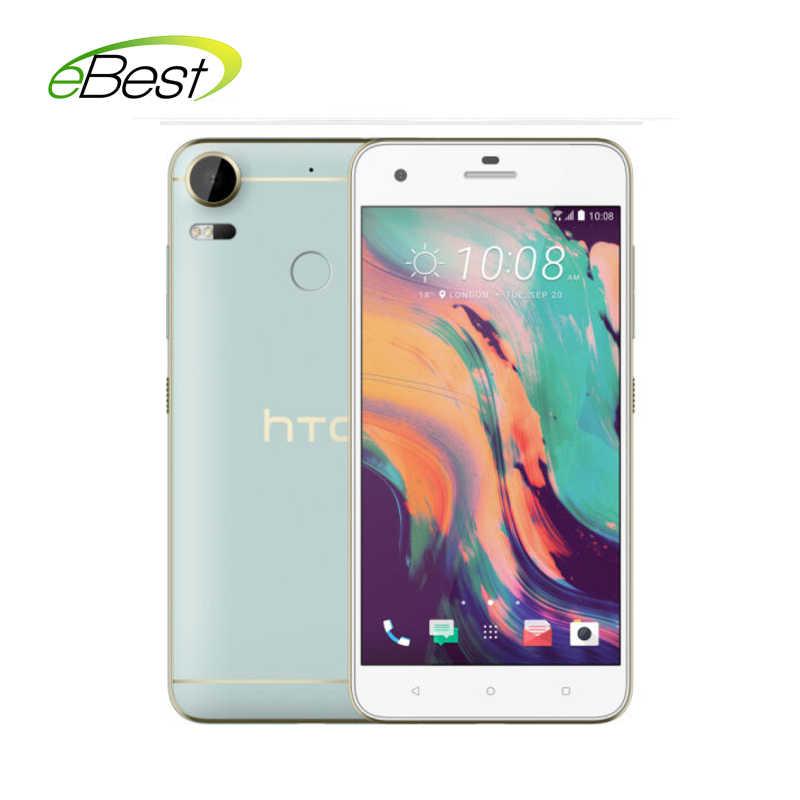 """HTC Desire 10 Pro D10W Điện Thoại Thông Minh Octa Core Dual Sim Vân Tay 4 GB RAM 64 GB ROM 1080 P 20MP 5.5 """"3000 mAh android điện thoại di động"""