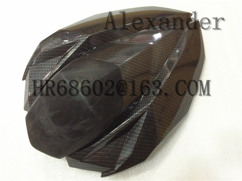 Carbon For Kawasaki Ninja Z800 Z 800 2012 2013 2014 2015 2016 2017 2018 Rear Seat Cover Cowl Solo Motor Seat Cowl Rear Fairing