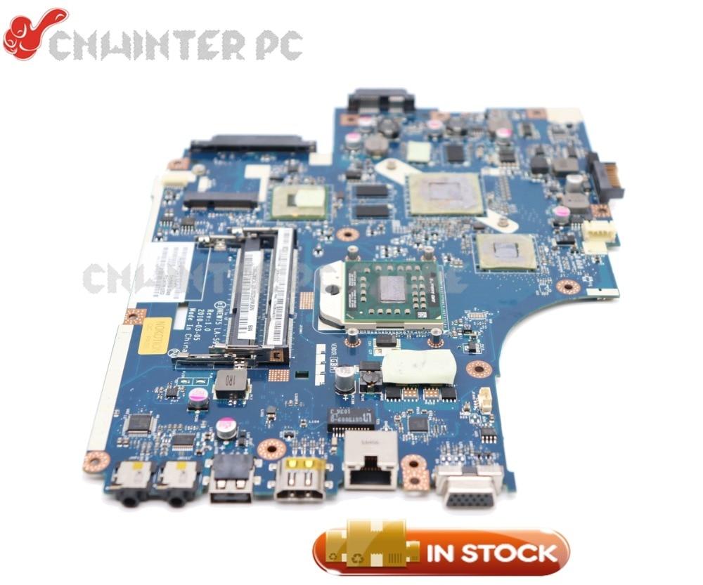 NOKOTION For Acer aspire 5552 5552G Laptop Motherboard NEW75 LA-5911P MBR4302001 MBR4302001 HD5650M 1GB DDR3 original new75 la 5912p fit for acer aspire 5552g 5551g laptop motherboard heatsink la 5911p mb bl002 001 mbbl002001 ddr3