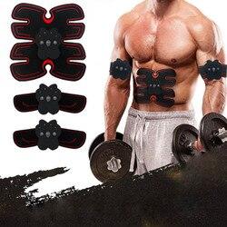 UM Simulador de Treinamento Da Cintura Do Corpo do Músculo Abdominal Exercitador Esporte Slimming Massager Instrumento loja XR-Hot