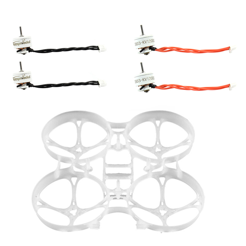 Happymodel SE0803 0803 Motor Mobula7 V3 Frame 1-3S Brushless Motor CW CCW 12000KV 16000KV 19000KV 1mm Shaft For 65-85mm FPV Dron image