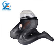 Anal Style Realistic M Leg 4D Transparent Inflatable Sex Doll Male Masturbator Anal Masturbator Adult Sex Product  for Men