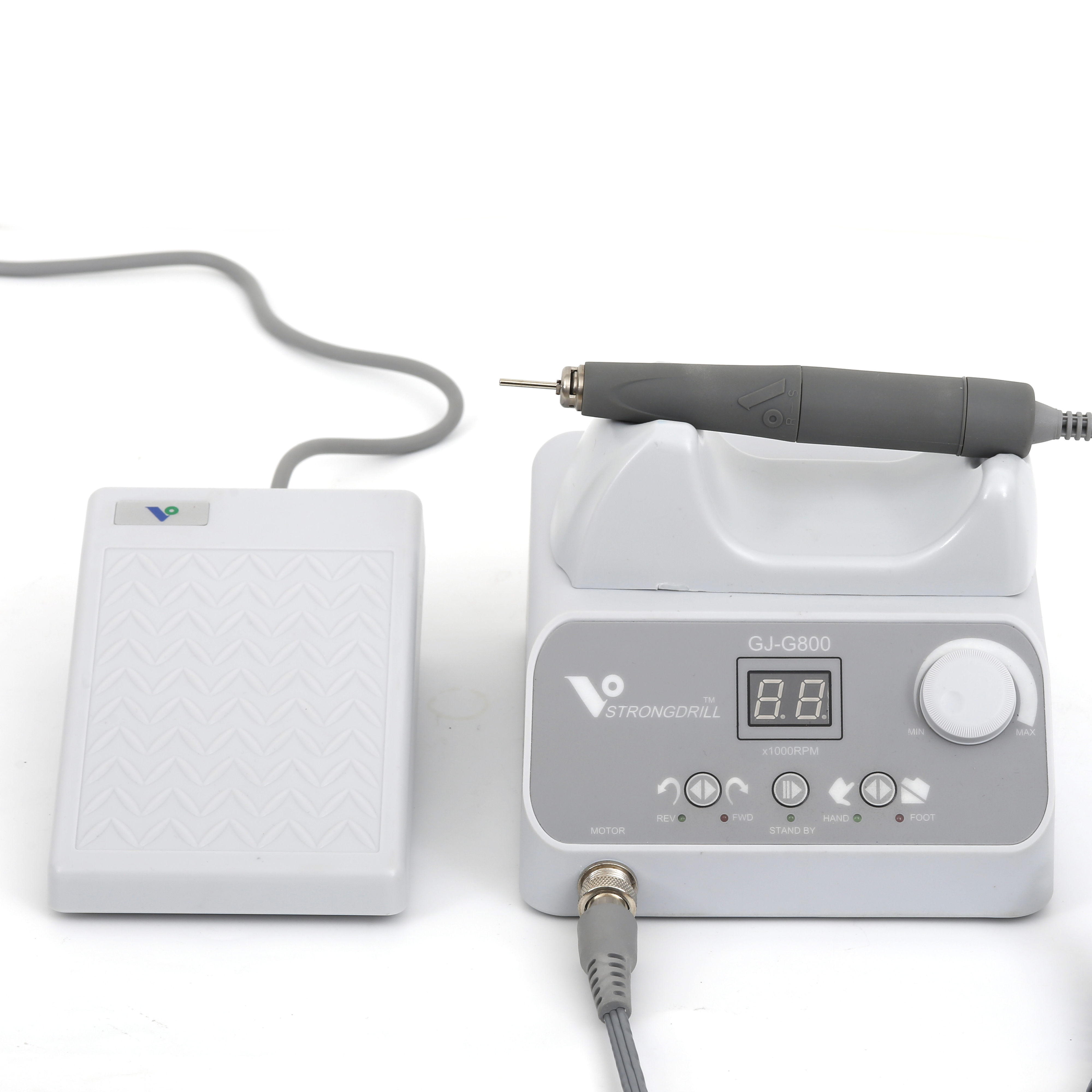 STRONG DRILL 50000 RPM brushless dental micromotor GJ G800 Teeth whitening dental lab micromotor with XM
