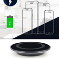 Qi Wireless Charger Fast Charger for Samsung S6 Fast Wireless Charging Station Pad  Dock Stand USB Wireless charging stand