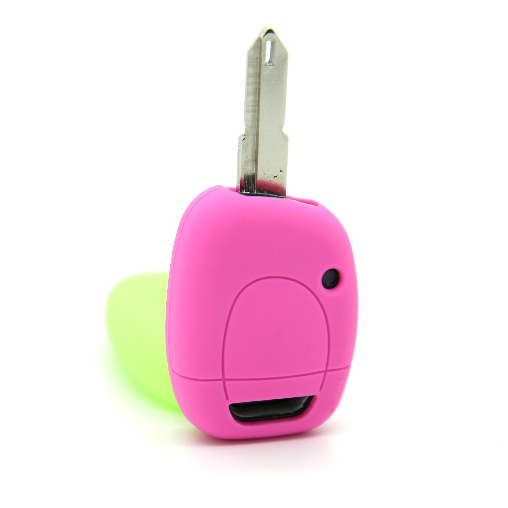 Silicone Rubber Car Key Cover Case Protector Sticker