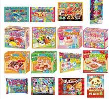 Japanischen Popin Cookin Pizza.Kracie Pizza Küche Cookin Glücklich Japanischen DIY handgemachte Spielzeug Weihnachten geschenk