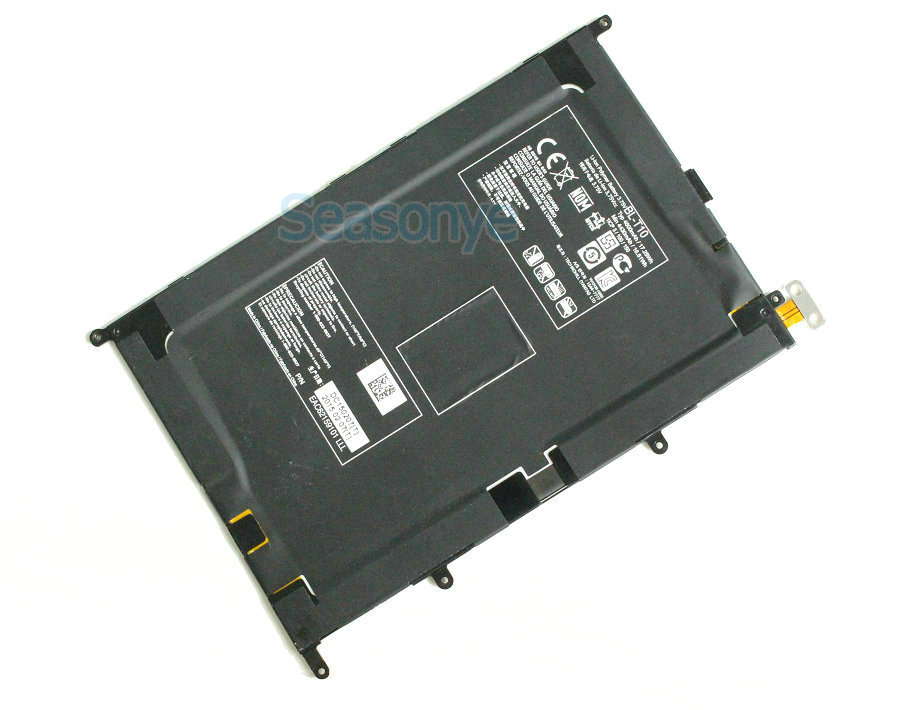 imágenes para NUEVA 4600 mAh/17.25Wh BL-T10/BLT10/BL T10 Batería de Repuesto para LG Optimus G Panel G Tablet 8.3 pulgadas V500 GPad VK810
