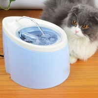 Pet Automatic Drinking Water Dispenser Pet Bowl Loop Feeder Pet Water Fountain Pet Cats Small Dogs Oxygen Fountain Drink Filter