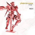 Piececool Shield Man P068-R Metal Models, Educational Toy DIY 3D Puzzle, Puzzle 3D Metal Models Brinquedos, Toys For Children