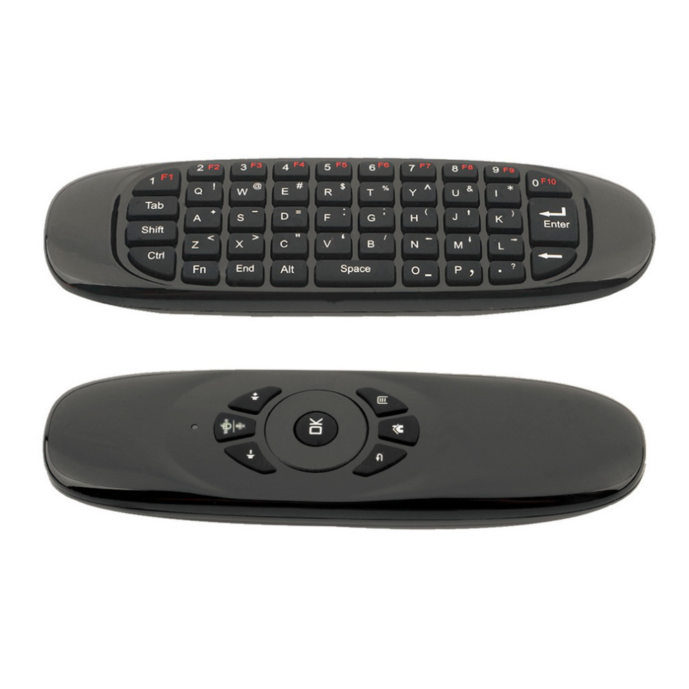 Top Quality Mini Wireless Keyboard 6 Gyroscope Air Mouse Remote Controll for PC TV Hot New Promotion