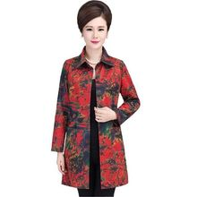 new Spring and Autumn womens coat Women plus color size cardigan jacket M-5XL