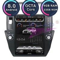 Roadlover Android 8,0 Автомобильный мультимедийный плеер для Toyota Prado 150 LC150 2014 стерео gps навигации magnitol 2 Din вертикальной осыпи