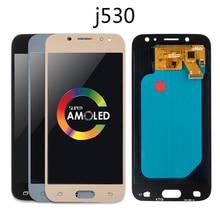 Original OLED For Samsung GALAXY J5 pro 2017 LCD J530 J530F J530FN SM-J530F display Touch screen Digitizer Assembly