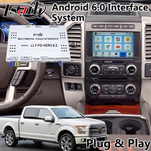 Android 6 0 Car Video Interface Gps Navigation Box For Ford Sync3 System 2016 2018 Year