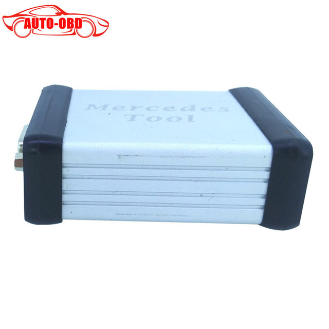 2016Professional for Mercedes Tool Smart BGA key by OBD Read EZS PW And Write ESL Tool For Mercedes key programming