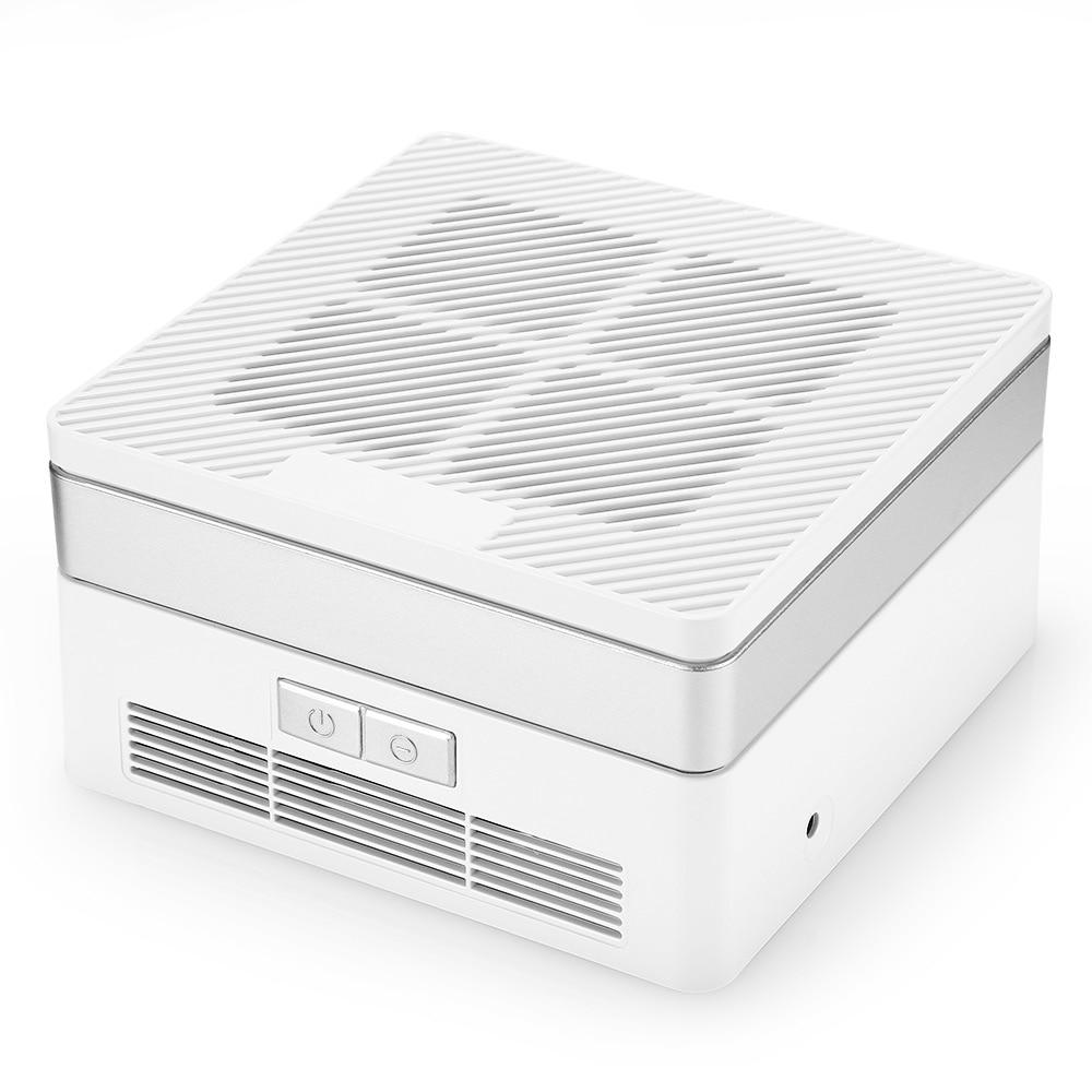 Desktop/Auto Purificatore D'aria Più Pulita Anione Sterilizzazione La Rimozione di Formaldeide PM2.5