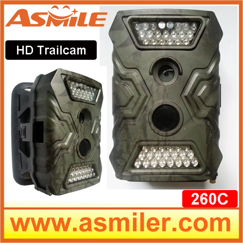 scout guard hunting trail camera with 5 / 8 / 12 Mega Pixels Color CMOS